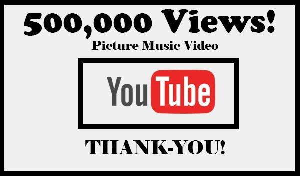500,000 Views